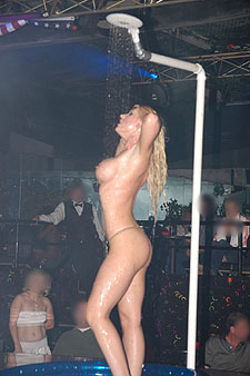 Nude stripper video online